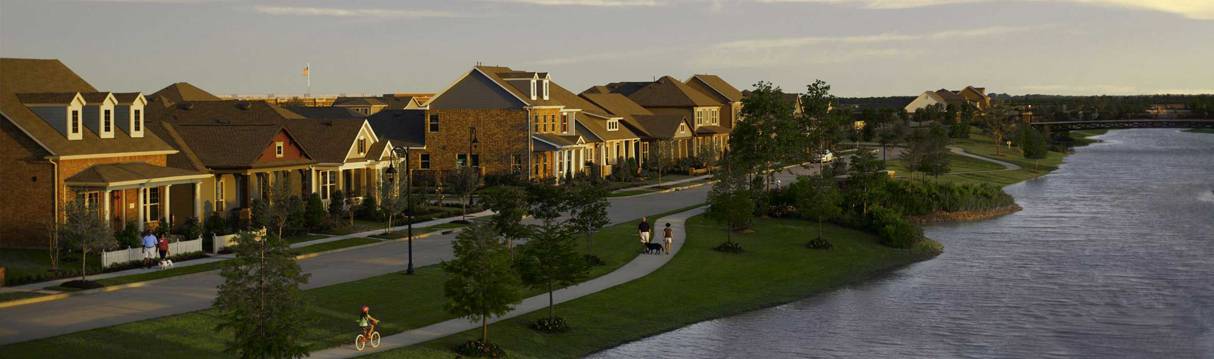 Cypress Texas New Homes